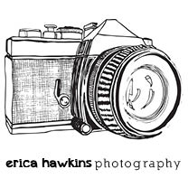 Erica Hawkins Wedding Photographer
