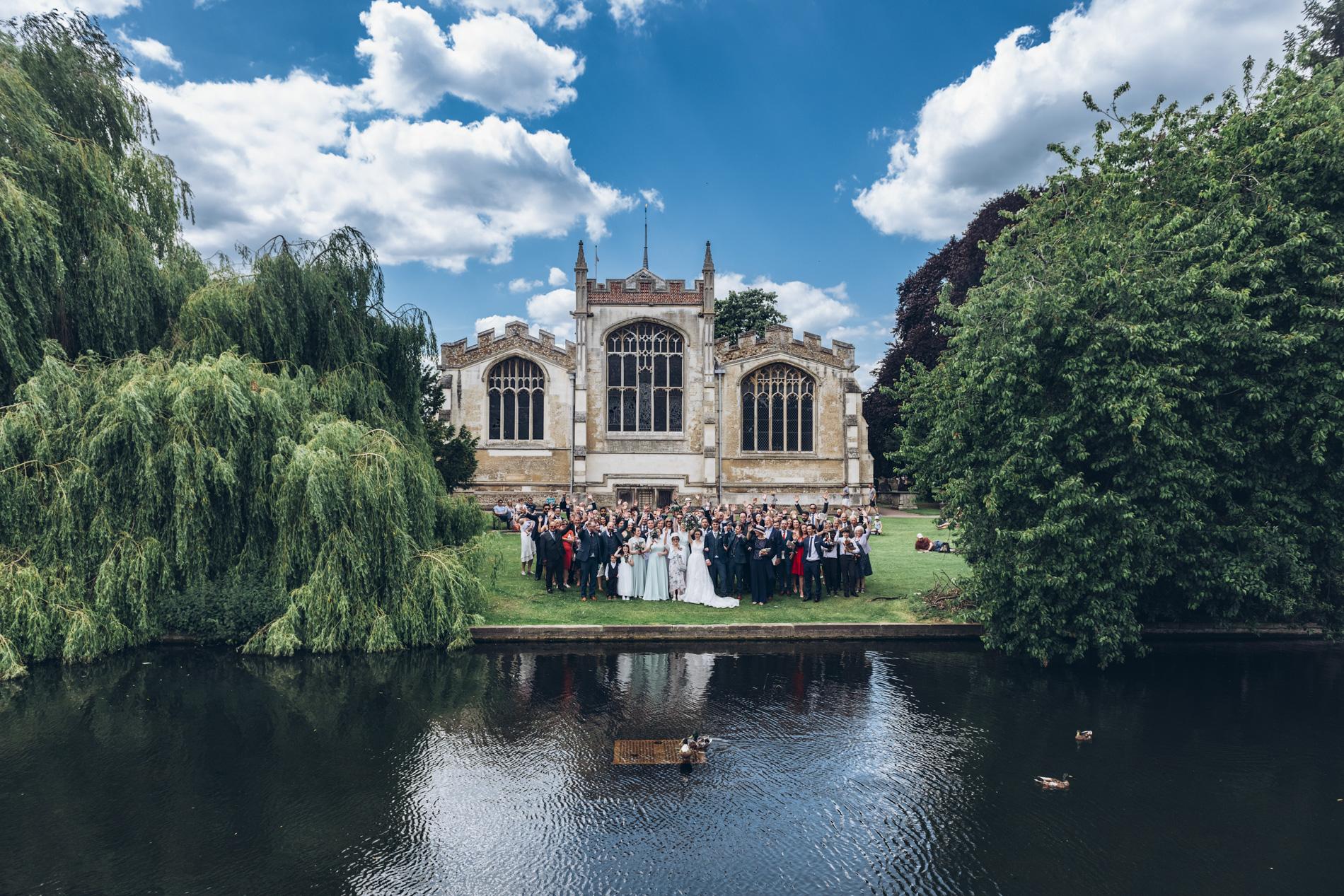 The Priory, Hitchin Wedding Photos
