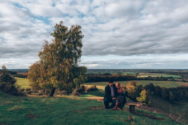 Pegsdon Hill Pre wedding Shoot