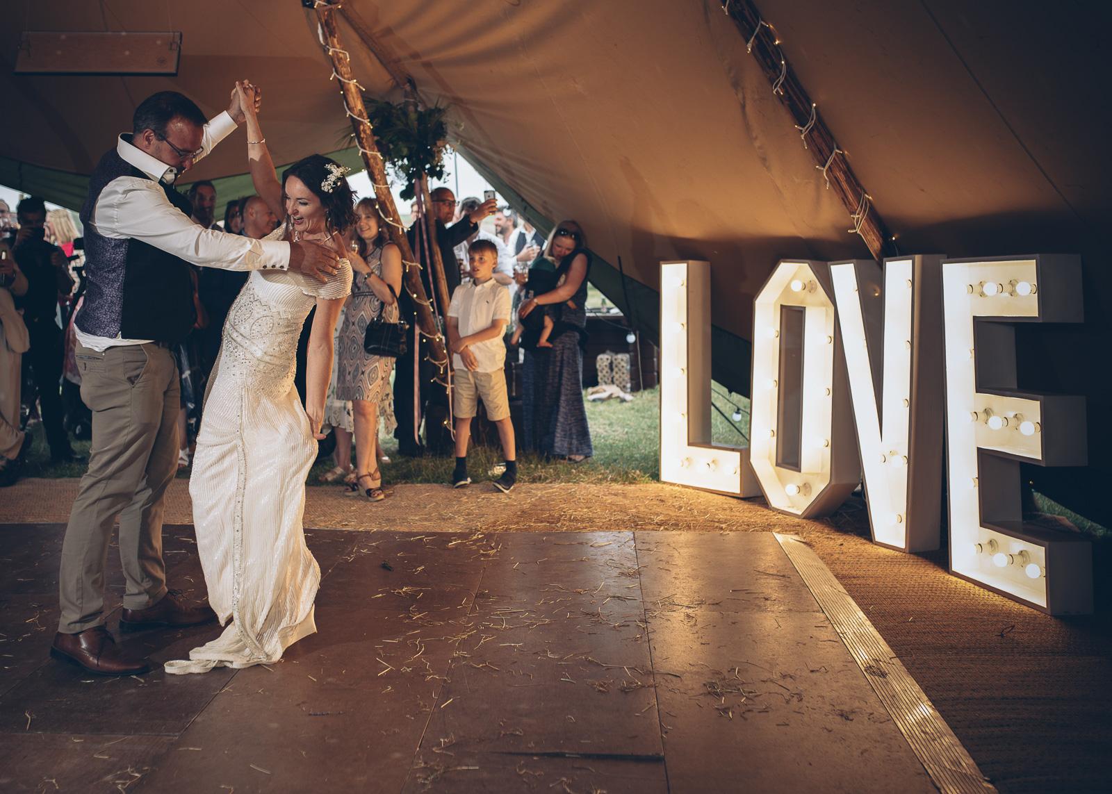 WEDDING At Hitchin Lavender