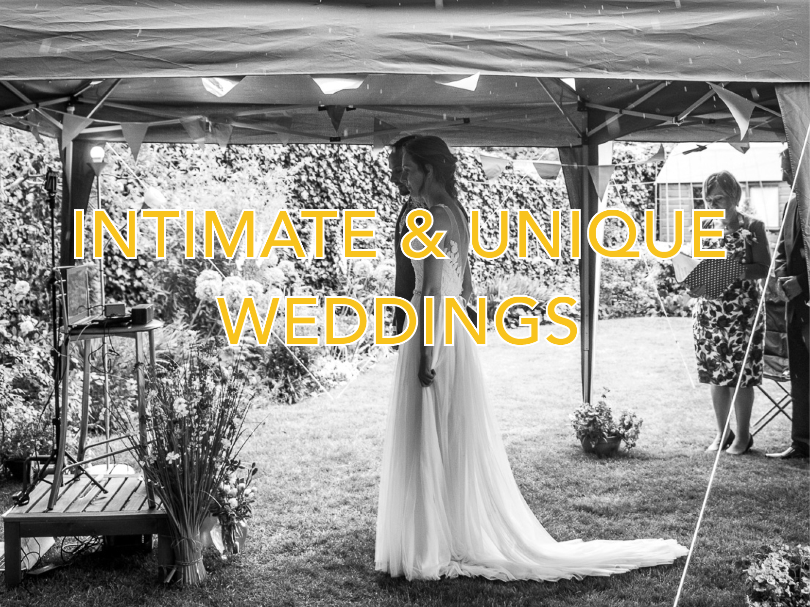 Intimate and Unique Weddings fc