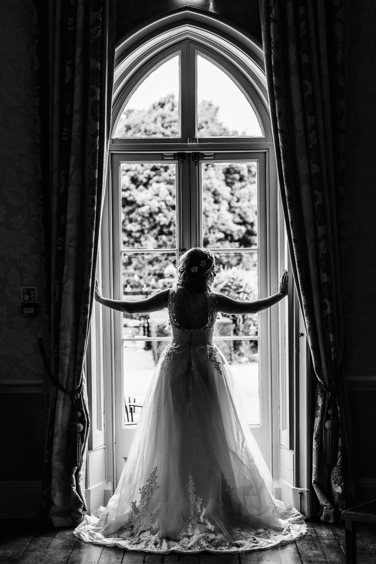 WEDDING AT Offley Place