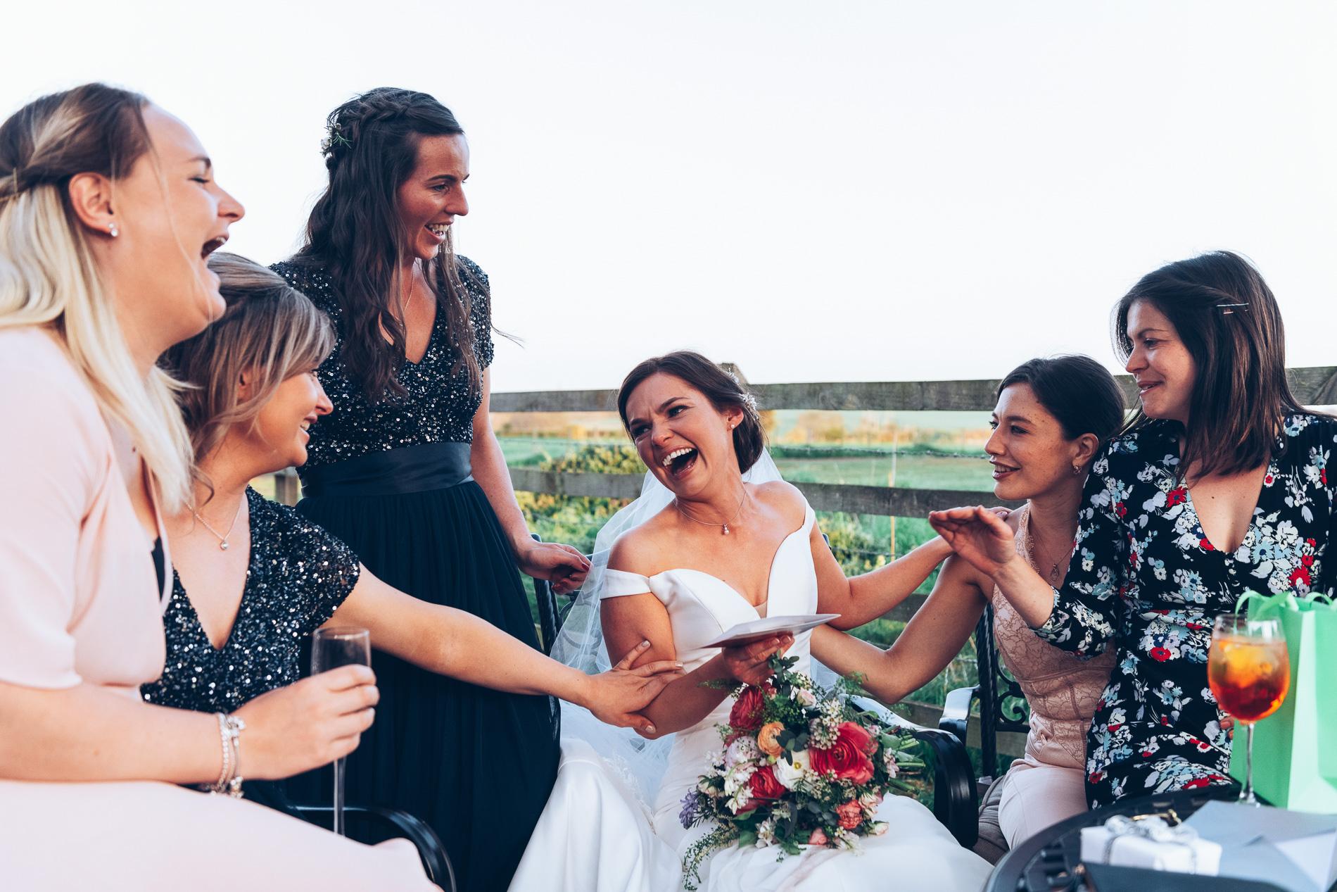 REDCOATS Wedding38