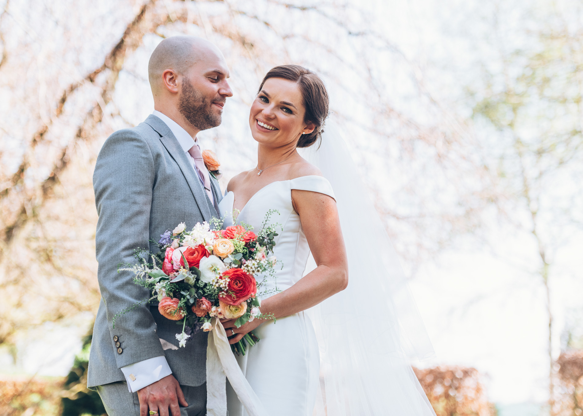 REDCOATS Wedding61