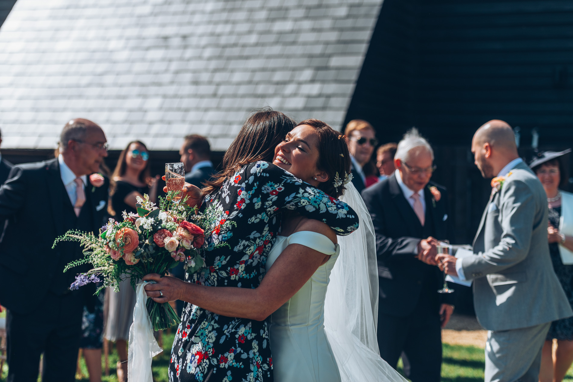 REDCOATS Wedding69