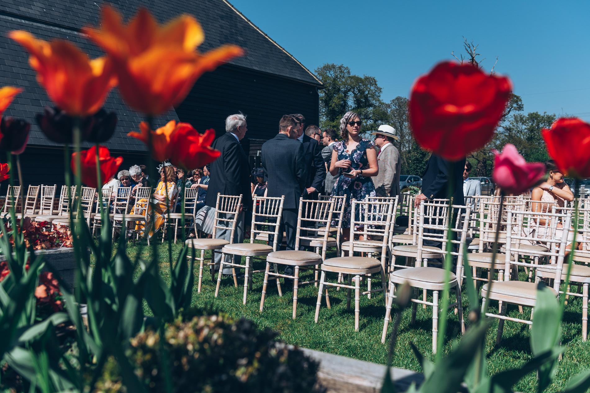 REDCOATS Wedding80