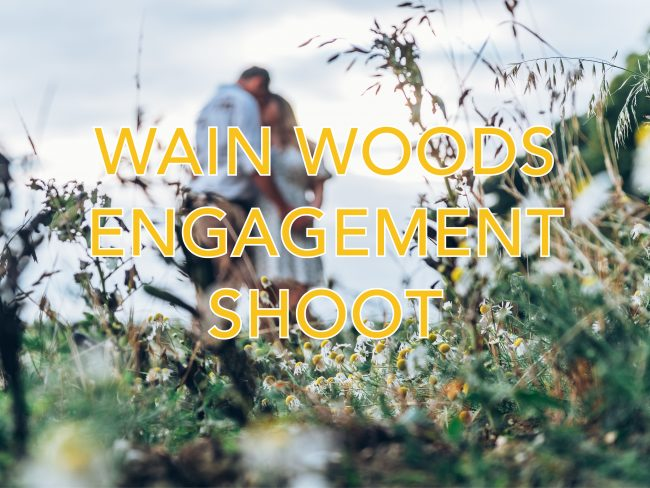 Wain Woods Pre wedding shoot