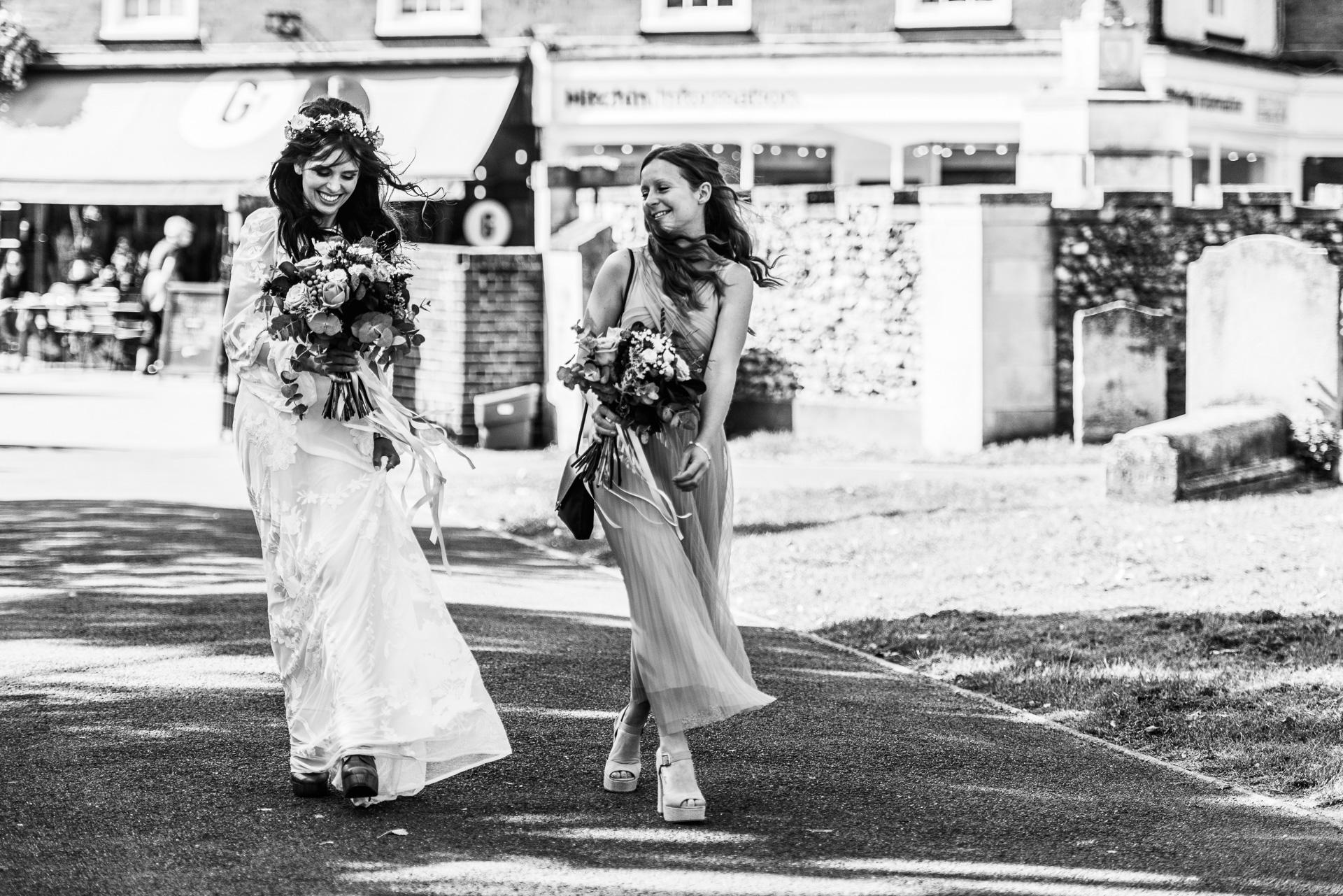 Bohemian Beach Wedding 046
