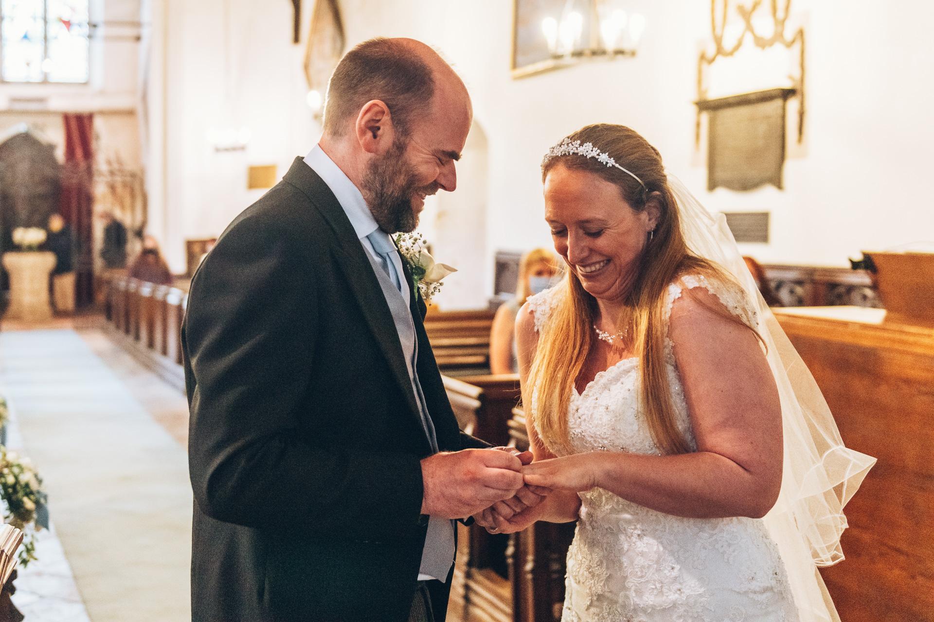 30 Small weddings Hertfordshire