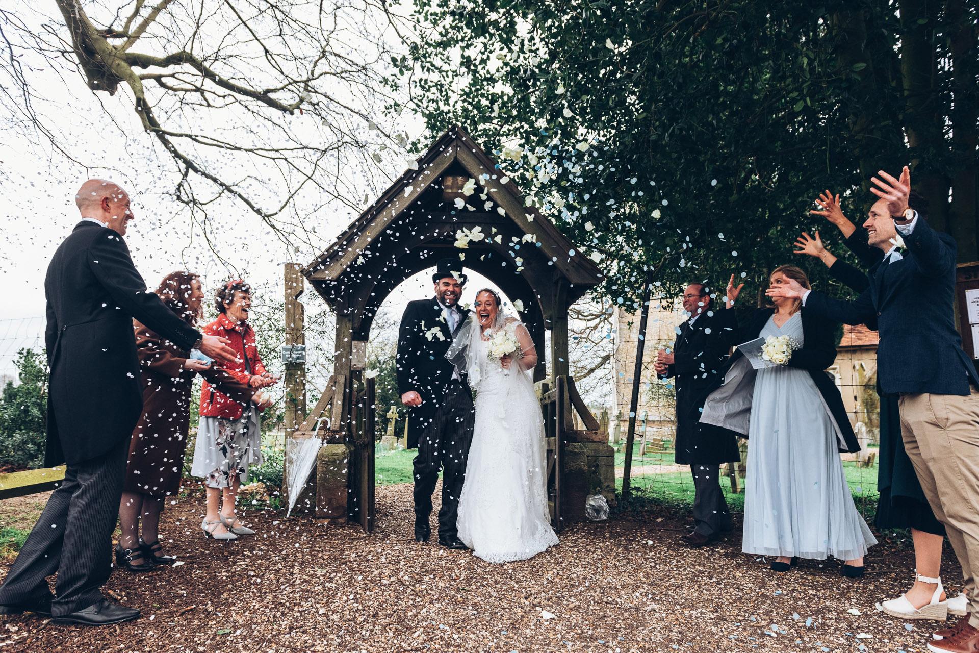 46 Small weddings Hertfordshire