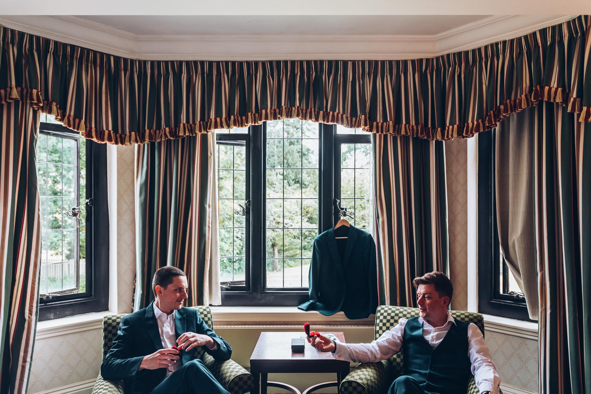 Hanbury Manor Wedding Photos 007