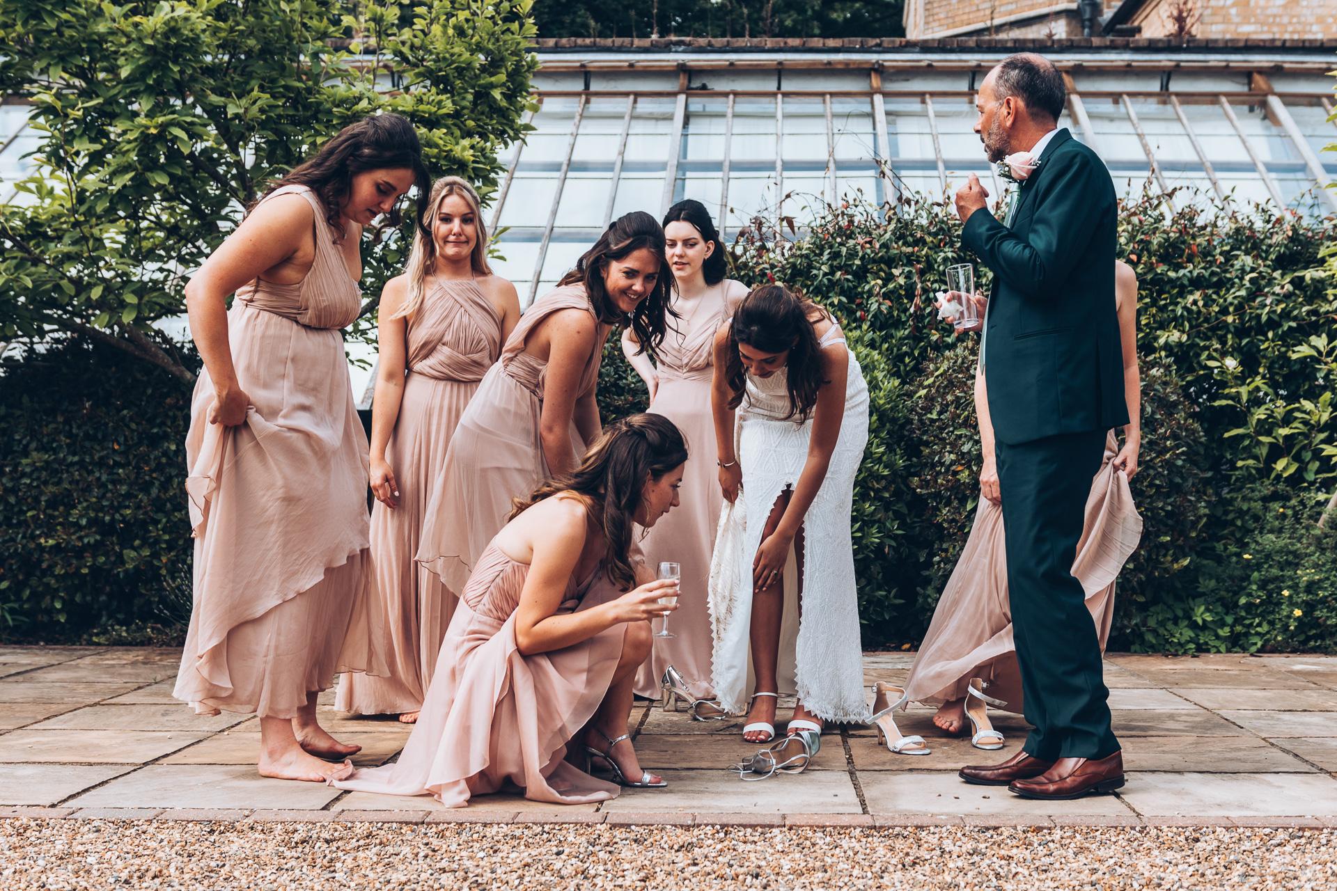 Hanbury Manor Wedding Photos 060