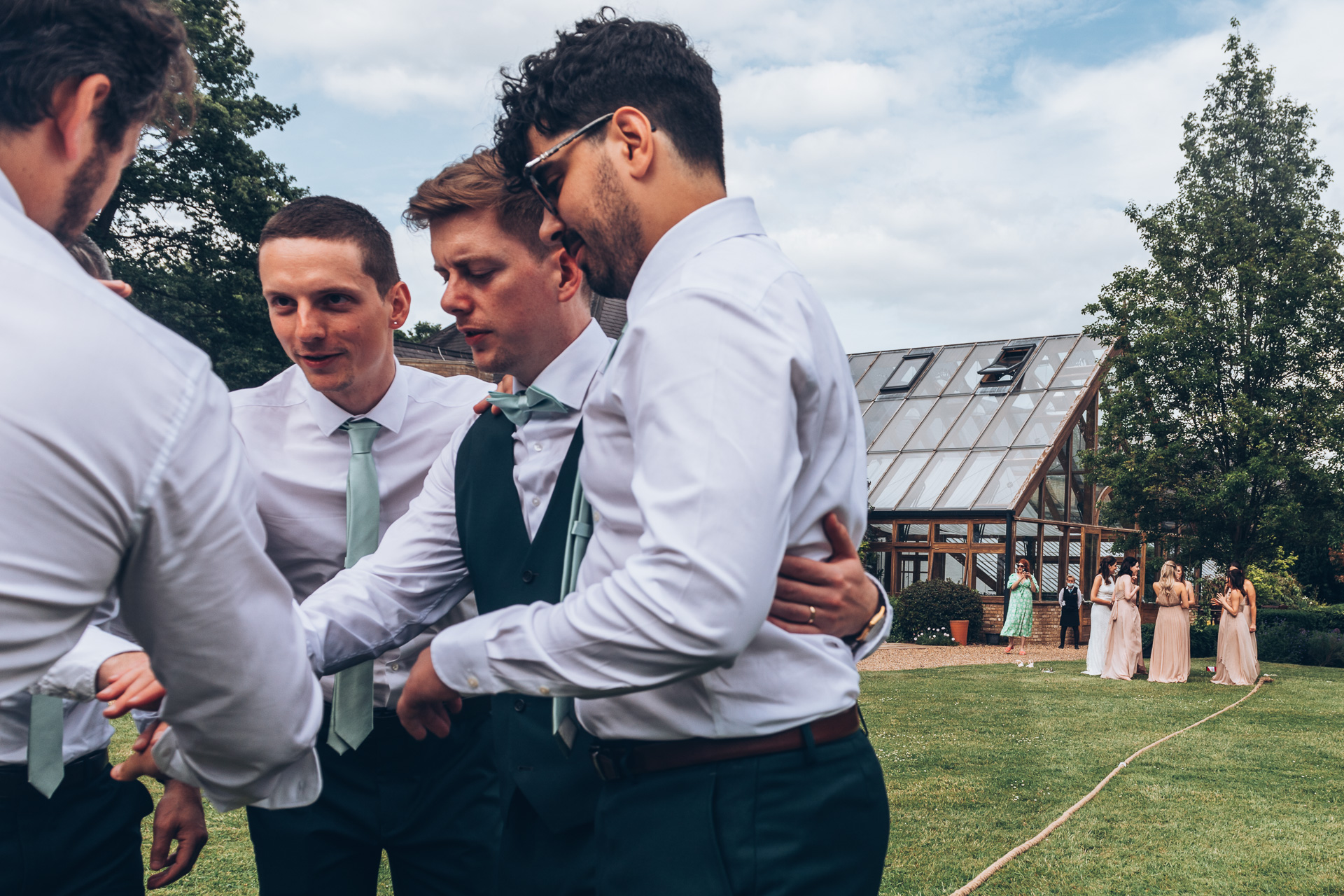 Hanbury Manor Wedding Photos 063