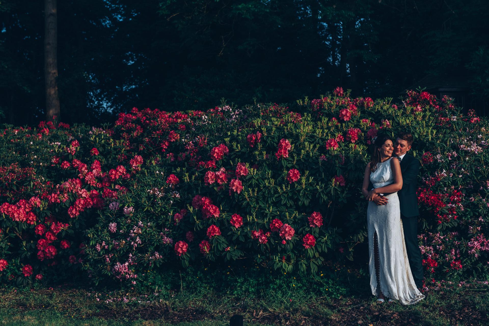 Hanbury Manor Wedding Photos 098