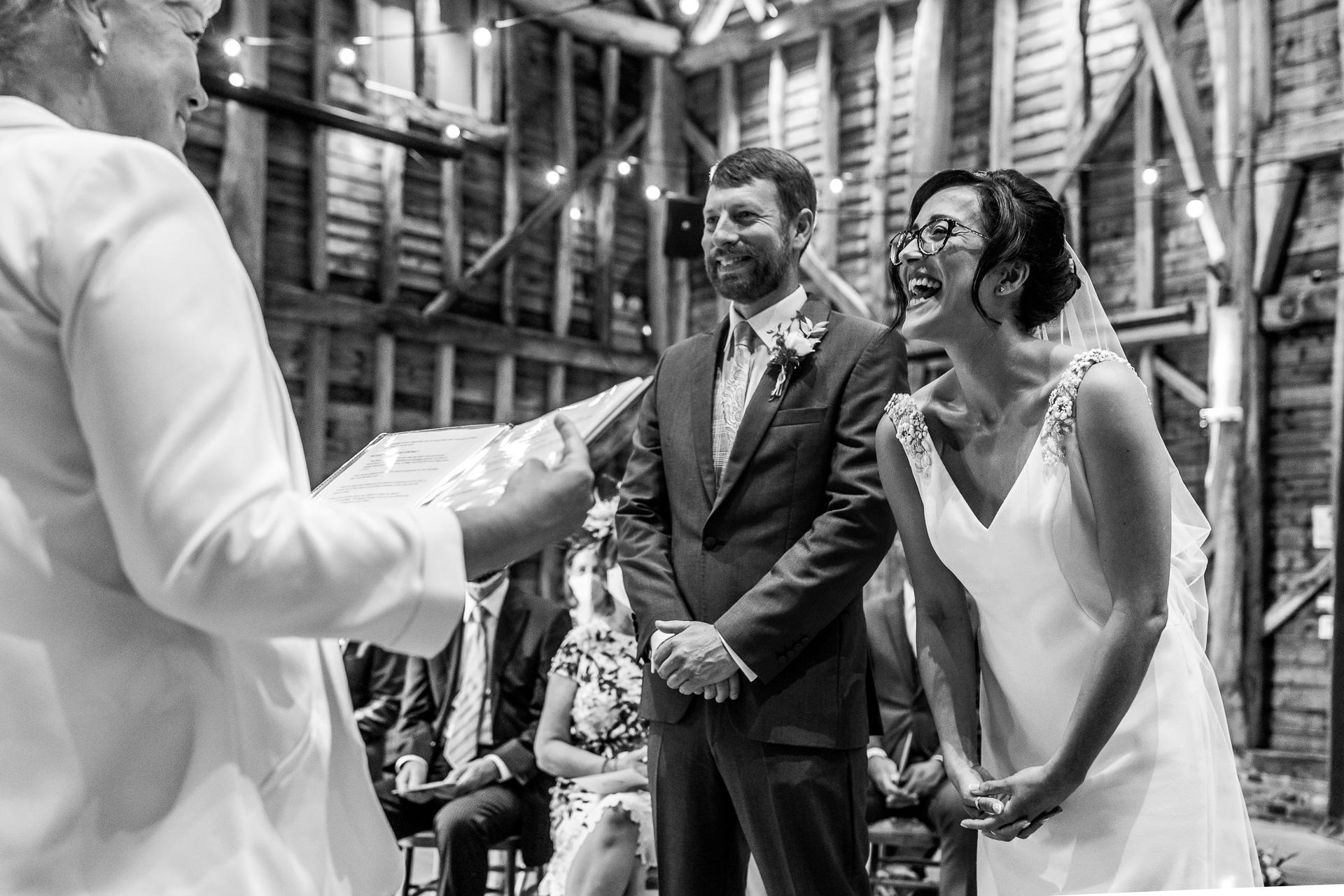 Small wedding Redcoats Hitchin 20