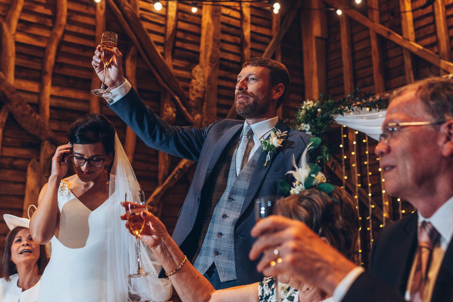 Small wedding Redcoats Hitchin 52