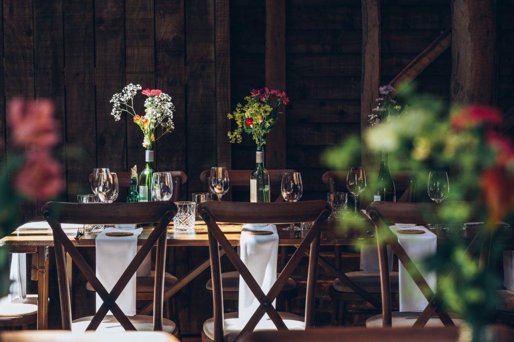Farmhouse at Redcoats Wedding 02