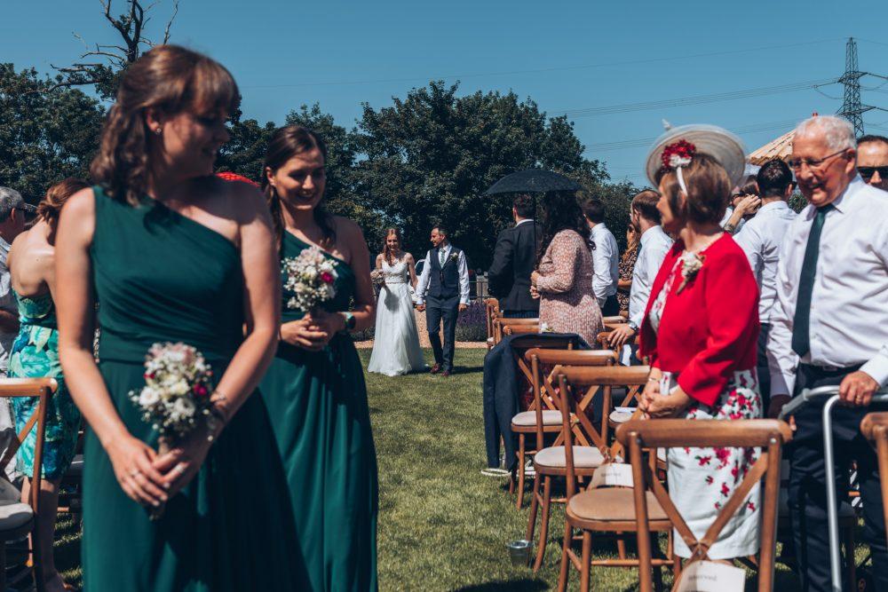 Farmhouse at Redcoats Wedding 25