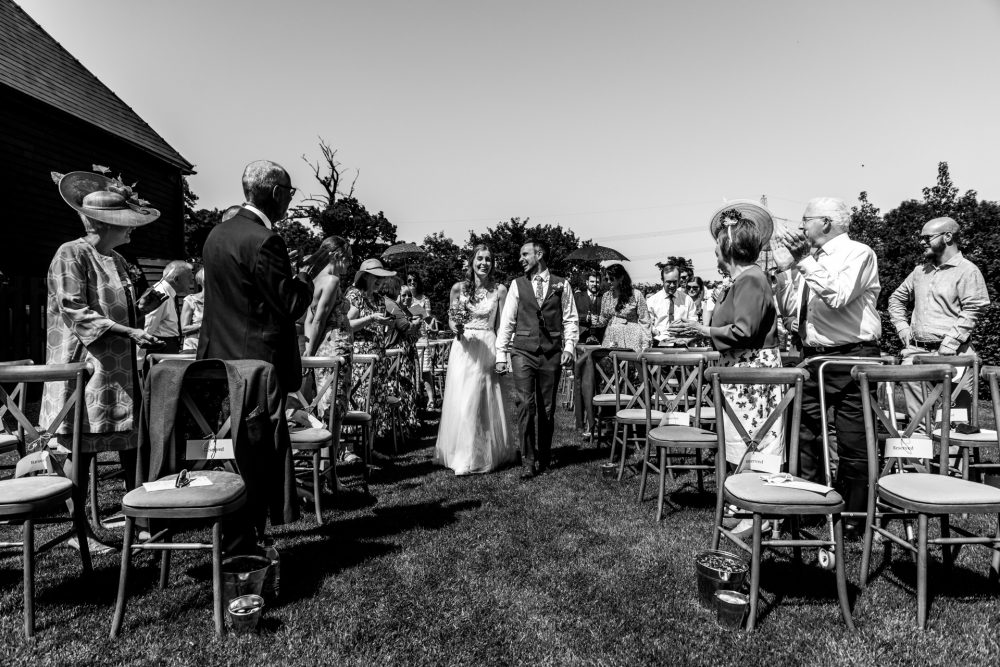 Farmhouse at Redcoats Wedding 27