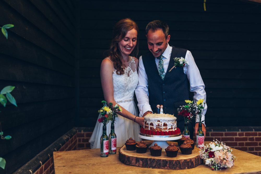 Farmhouse at Redcoats Wedding 61