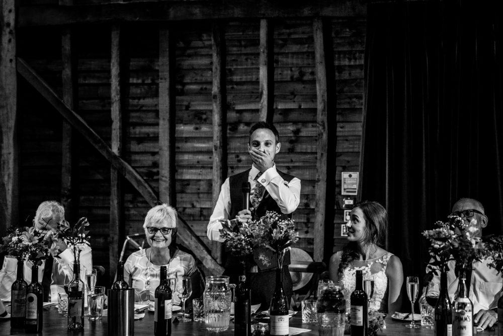 Farmhouse at Redcoats Wedding 72