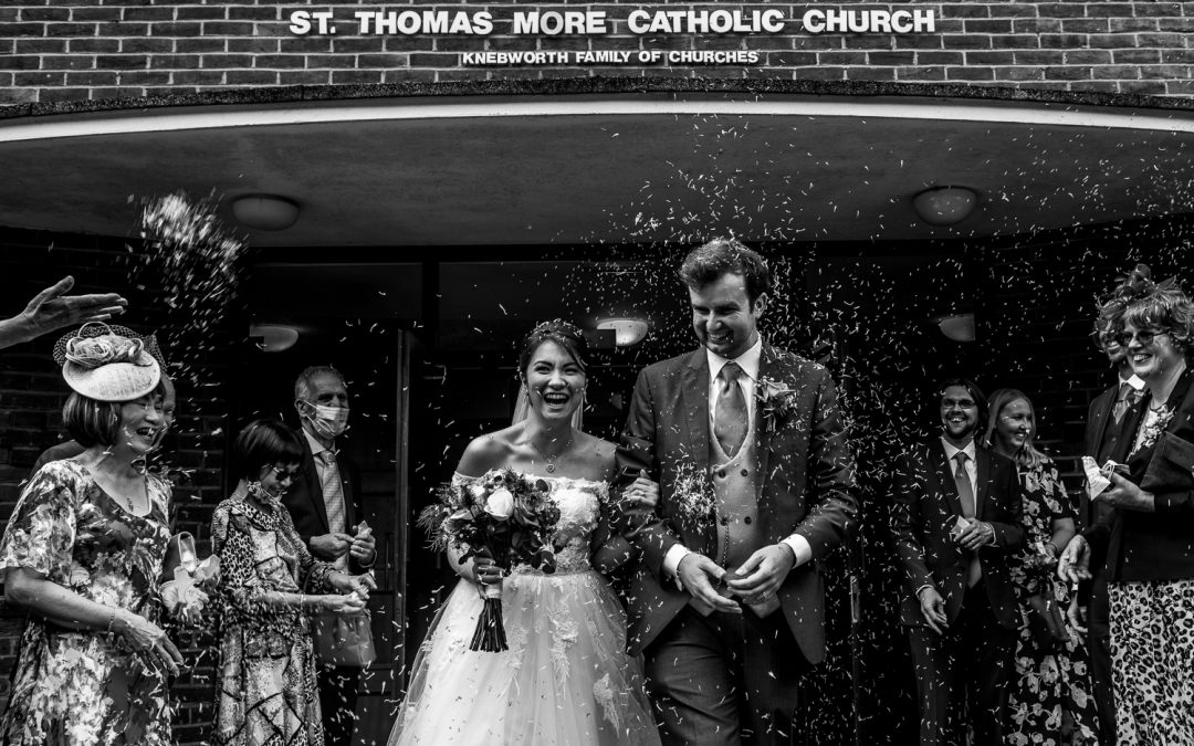 Wedding at Ware Priory